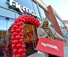 TK Maxx Hinckley new store opening