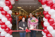 Local shoppers open the new TK Maxx Selly Oak store