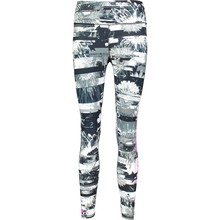 Grey Patterned Leggings