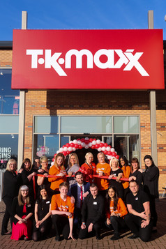 TK Maxx Hartlepool… NOW OPEN!