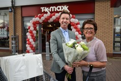 Two brand new TK Maxx stores….NOW OPEN!