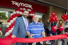 Your New TK Maxx Galashiels is NOW OPEN!