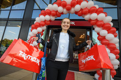 Your New TK Maxx Braintree Retail Park is NOW OPEN!