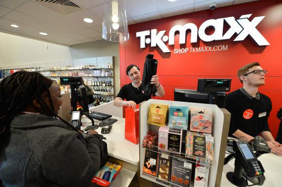 TK Maxx Stoke Longton