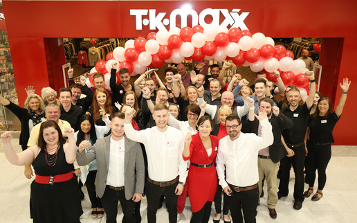 Your New TK Maxx Newtownards NOW OPEN!