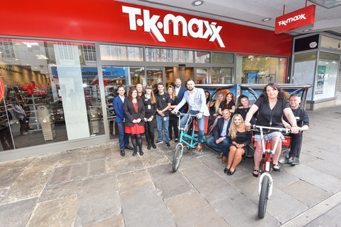 Your New TK Maxx Doncaster is NOW OPEN!