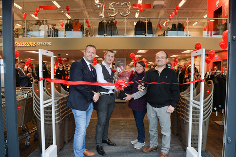 Your New TK Maxx Leamington Spa is NOW OPEN!