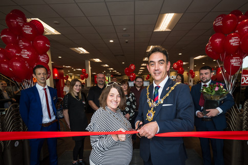 Your New TK Maxx Huntingdon is NOW OPEN!